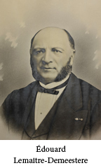 Edouard Lemaitre Demeestere